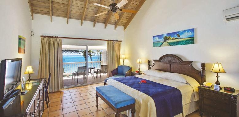 St James Club & Villas, beachfront ocean view