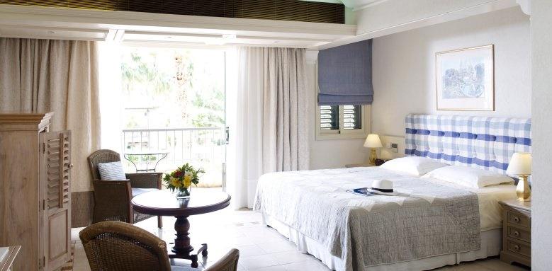Columbia Beach Resort, junior suite side sea view
