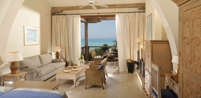 Columbia Beach Resort, executive sea view suite