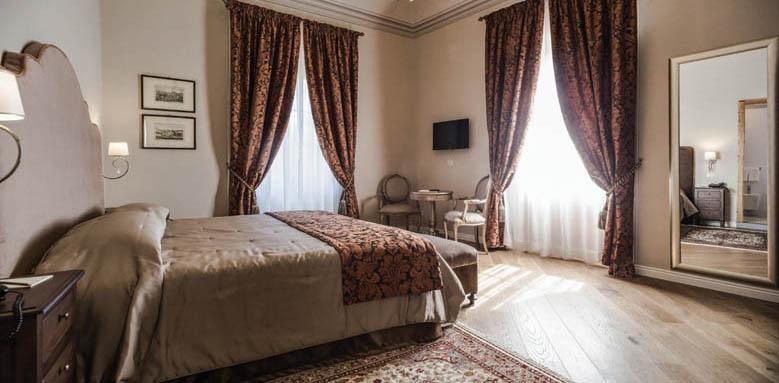 Palazzo Leopoldo, suite