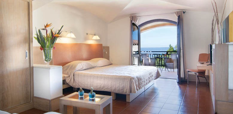 Hotel Le Ginestre, junior suite