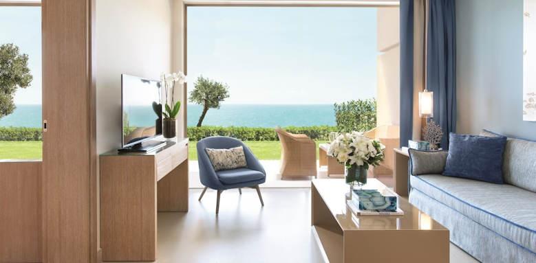 ikos oceania, family suite garden