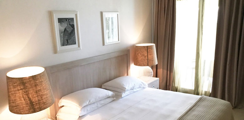 Canne Bianche Lifestyle Hotel, master suite