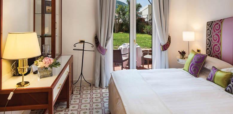 San Montano Resort & Spa, comfort garden