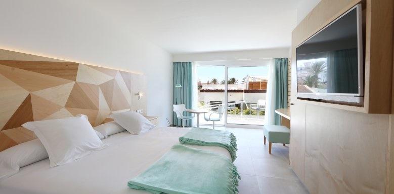 iberostar playa de palma, pool view room