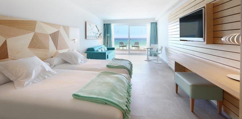iberostar playa de palma, double sea view room