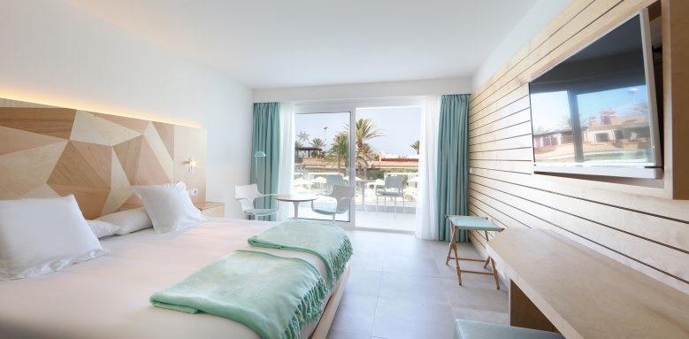 iberostar playa de palma, family pool view B