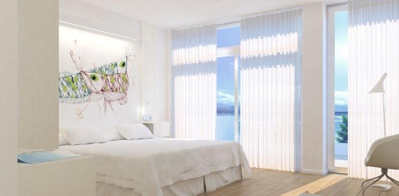 Iberostar Bahia de Palma, double superior sea view room