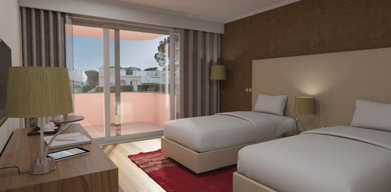 Vilamoura garden hotel, pine view