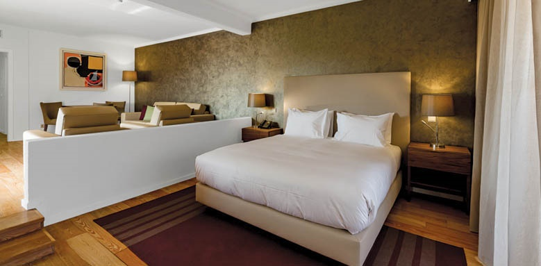 Vilamoura garden hotel, family pool view room