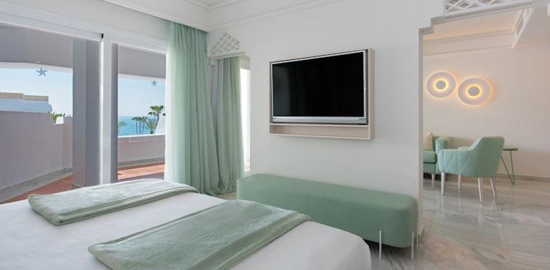 iberostar marbella coral beach, junior suite