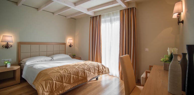 Kurhaus Cademario Hotel & Spa, classic lake view