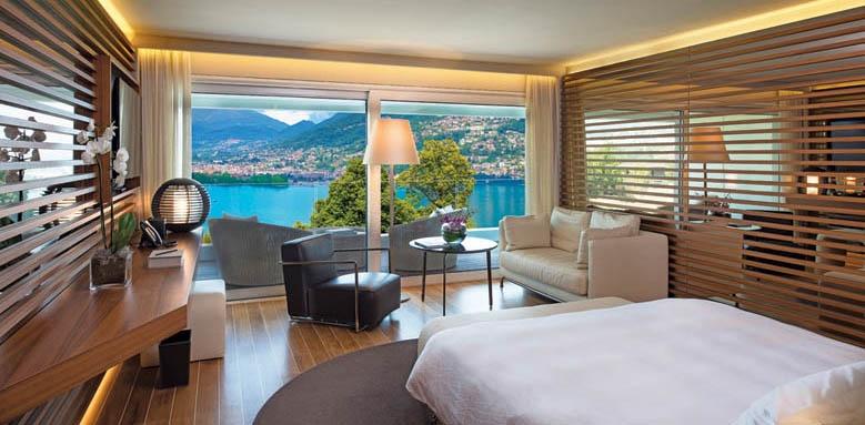 The View - Lugano, junior suite