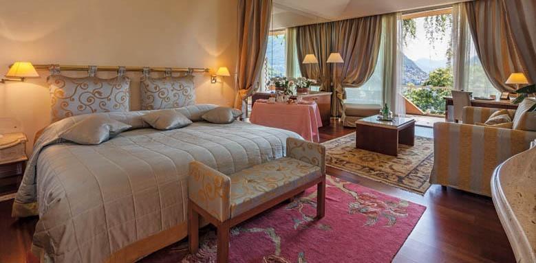 Villa Principe Leopoldo, one bedroom suite