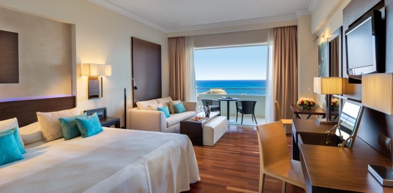 Elysium Resort & Spa, elite club superior sea view