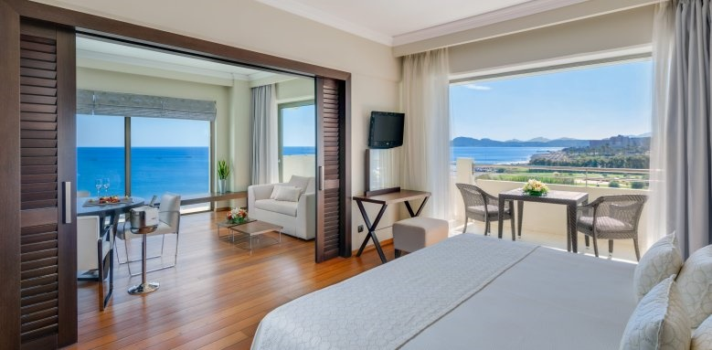 Elysium Resort & Spa, elite club luxury suite sea view