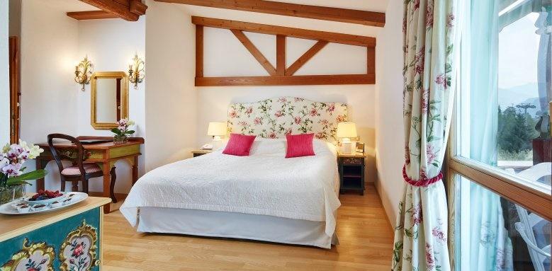 Tennerhof Gourmet & Spa de Charme Hotel, standard double