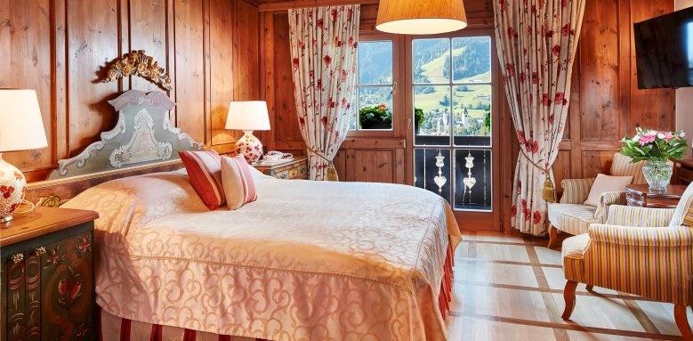 Tennerhof Gourmet & Spa de Charme Hotel, deluxe room