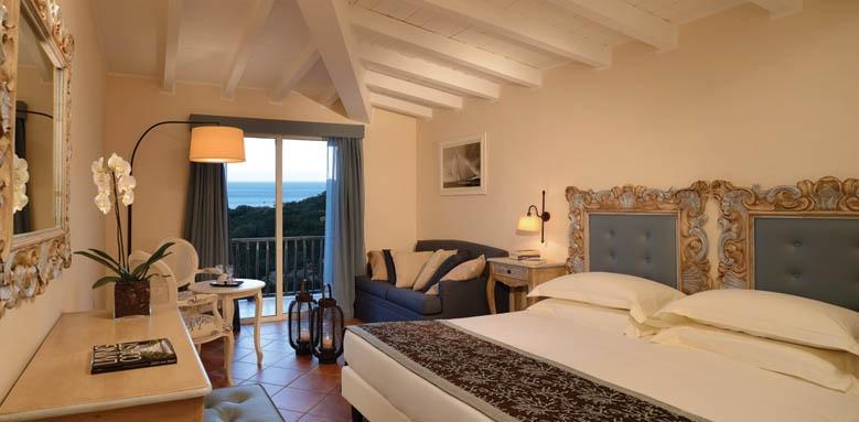 Colonna Pevero Hotel, superior room