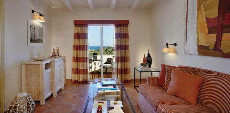 Colonna Pevero Hotel, executive suite
