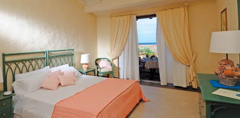 Due Lune Resort Golf & Spa, deluxe room