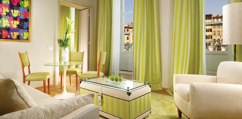Grand Hotel Minerva, suite