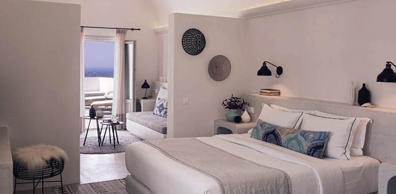 Santo Maris Suite, junior deluxe suite sea view