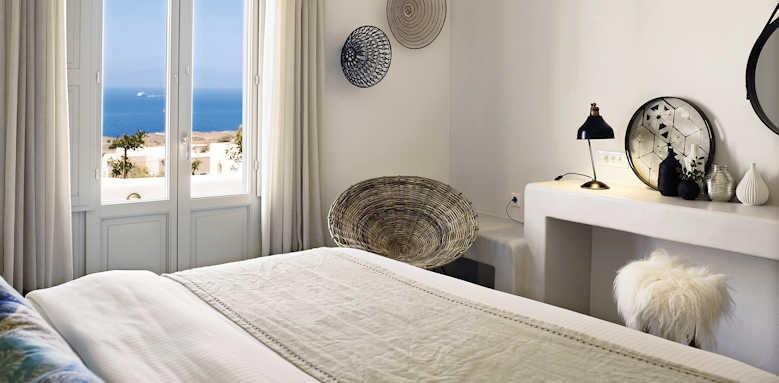 Santo Maris Luxury Suites and Spa, suite sea