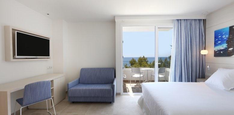 Iberostar Santa Eulalia, double side sea view