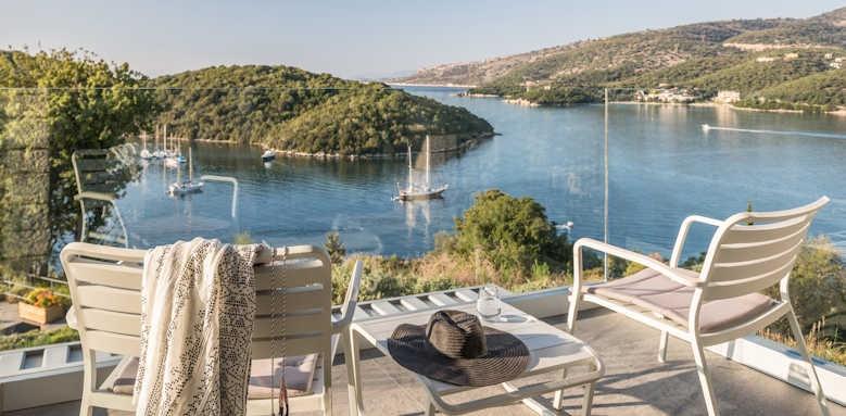 Domotel Agios Nikolaos, junior suite with sea view