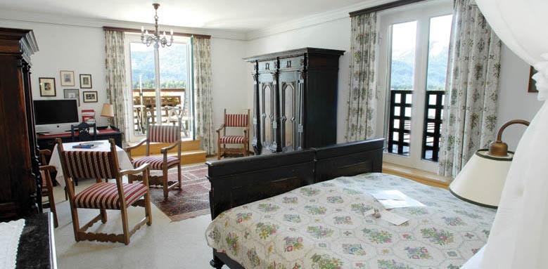 Hotel Im Weissen Rossl, emperor room lake