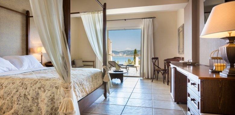 Almyra Hotel, junior suite sea view