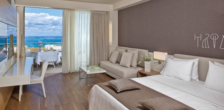 Avra Imperial Beach Resort & Spa, deluxe sea view