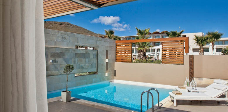 Avra Imperial Beach Resort & Spa, executive suite private pool