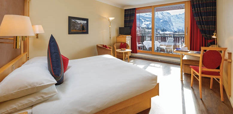 beausite park hotel wengen, jungfrau view room