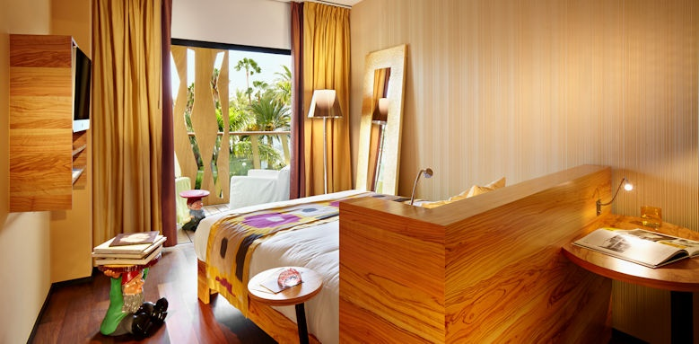 bohemia suite and spa, deluxe double