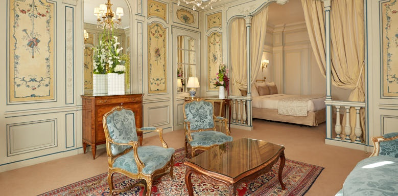 Hotel Raphael, Junior Suite Image