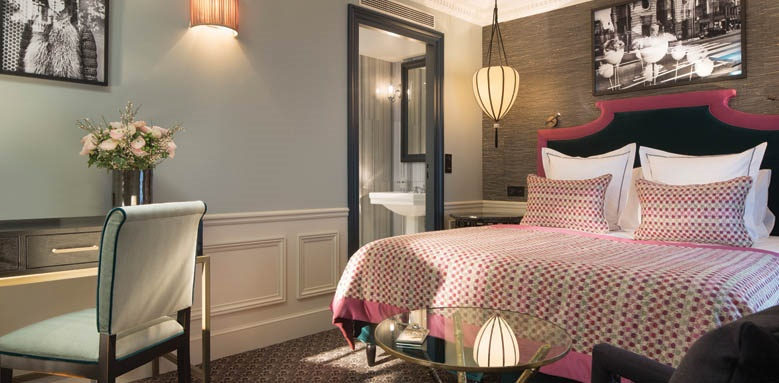 Le Saint Hotel, superior room