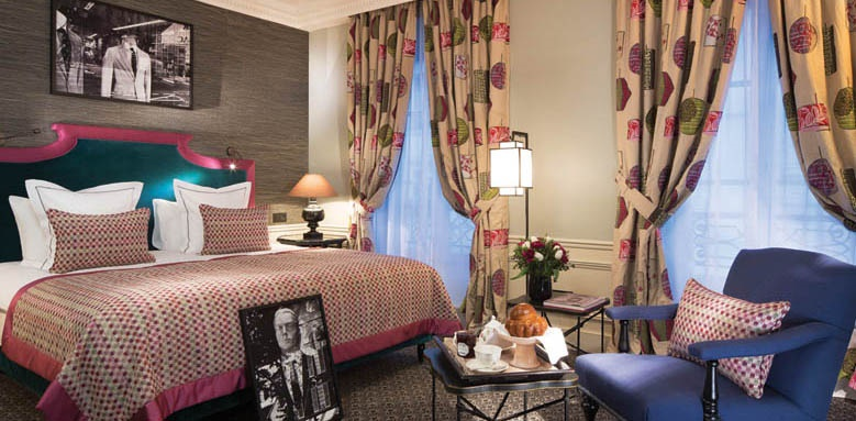 Le Saint Hotel, junior suite
