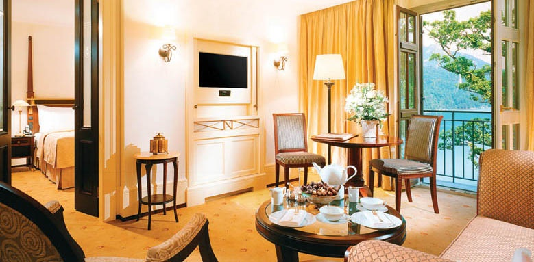 Schloss Fuschl, a Luxury Collection Resort & Spa, junior suite