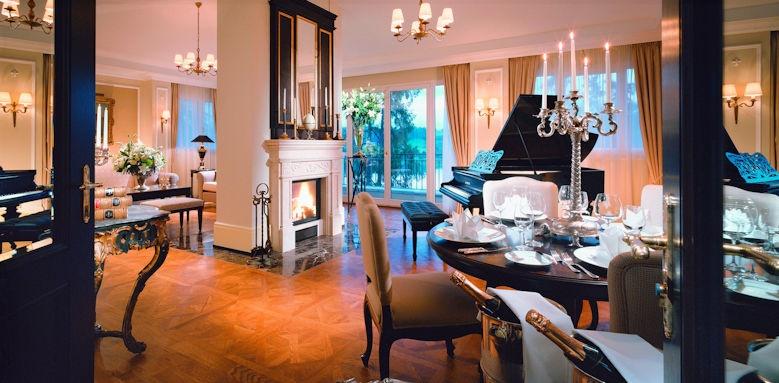 Schloss Fuschl, mozart suite