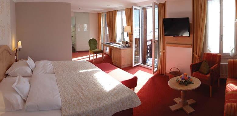 Romantik Hotel Schweizerhof, junior suite