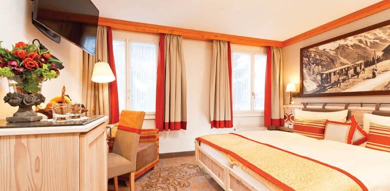 Hotel Eiger, standard