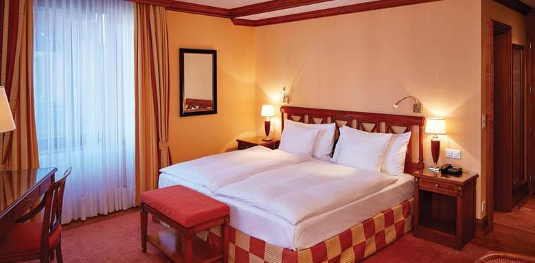 Grand Hotel Zermatterhof, classic double