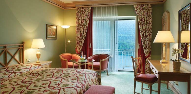 Hotel Kulm St Moritz, superior lake