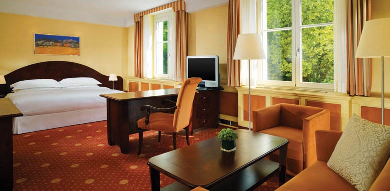 Sheraton Grand Salzburg, junior suite