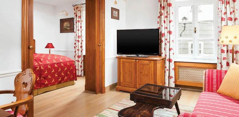 Goldener Hirsch, suite