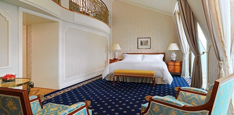 Maisonette room type, hotel imperial