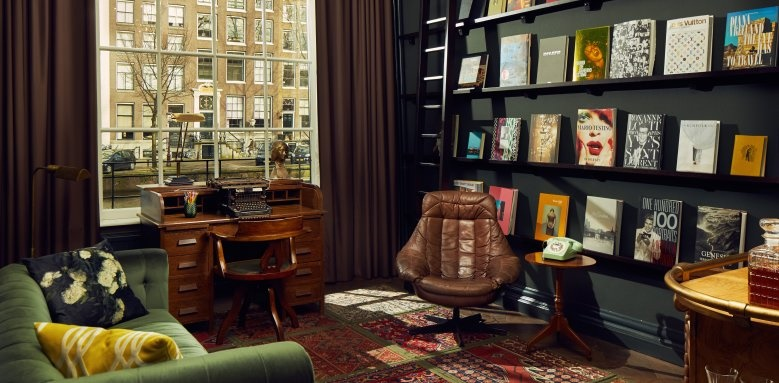 Hotel Pulitzer, collectors suite