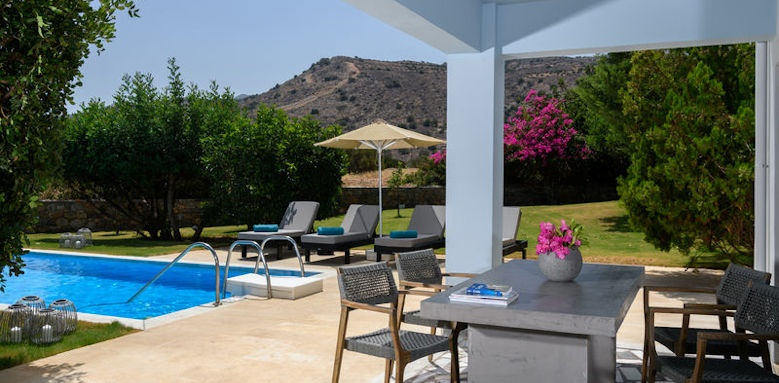 Domes Of Elounda, two bedroom with private pool